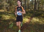 Maibrith Nilsson blev vinnare i första upplagan av Falkenbergs Allstars Tour med tiden 43:23 på ca 9.3km.