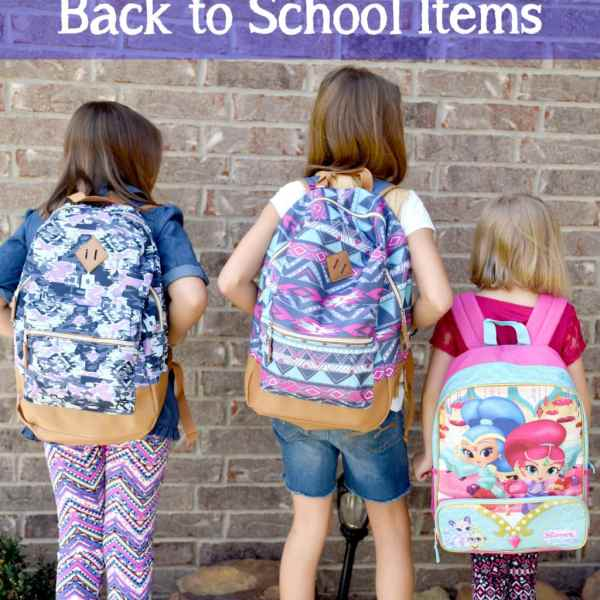 How to Save More on Back 2 School Items!