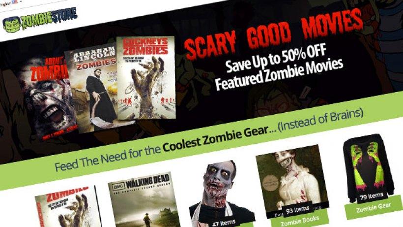 Amazon Affiliate Store Builder Zombie