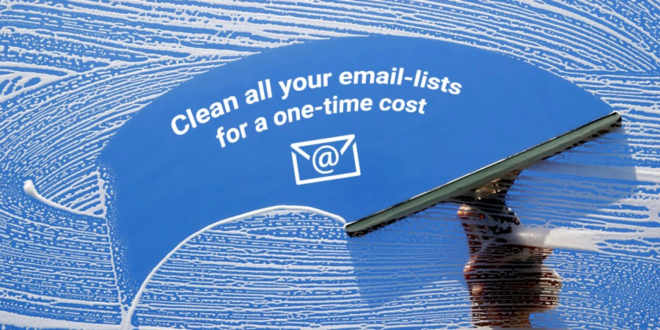 How to verify and validate email addresses list before sending email campaigns