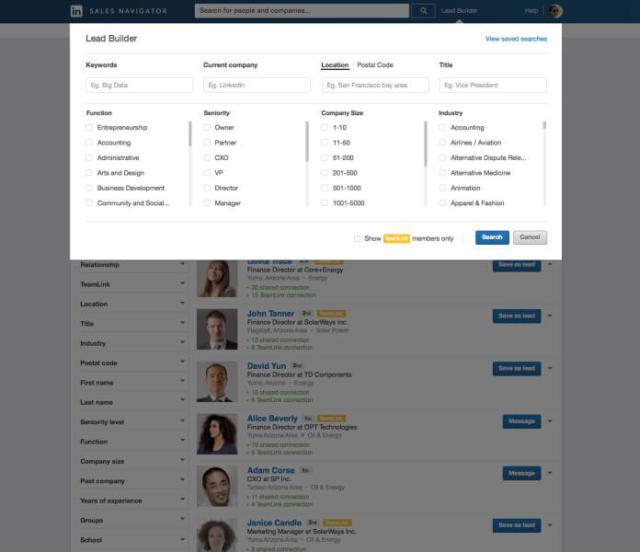 LinkedIn Ad Targeting