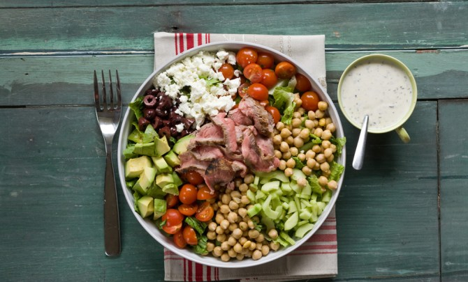 chopped-greek-salad-steak-relish