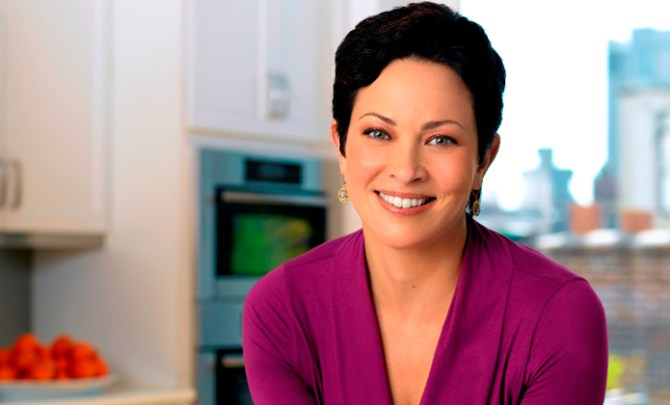 Celebrity chef Ellie Krieger is a nutrition and diet expert.