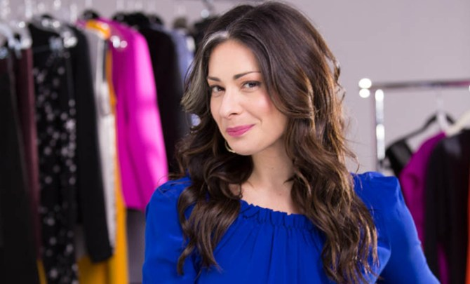 Stacy London talks about her Psoriasis.