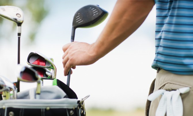 Golf equipment tips for beginners.