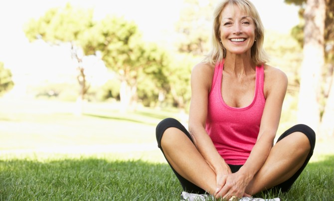 benefits of exercising outside