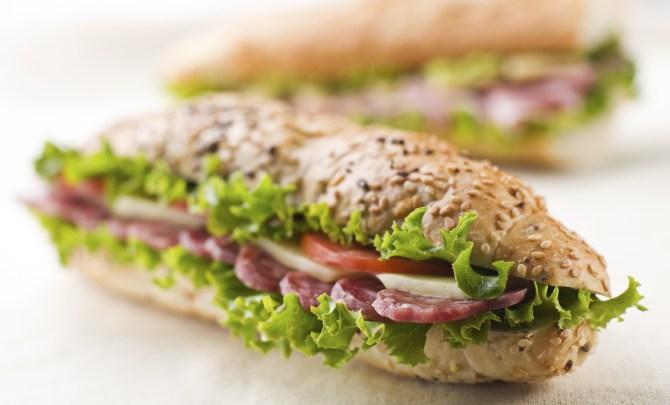 healthy sandwich tips