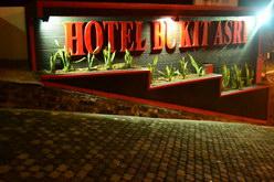 entrance hotel bukit asri semarang