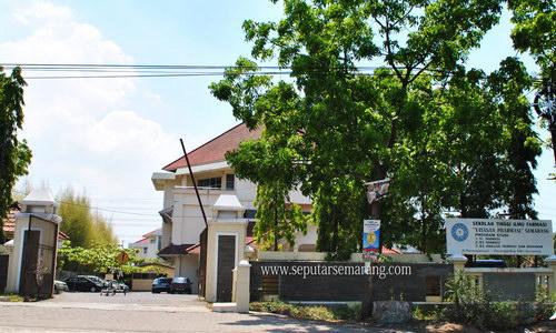 Kampus STIFAR Semarang