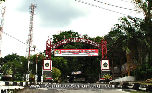 Kampus UNTAG Semarang