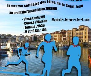 ZUREKIN : Course de la St Jean