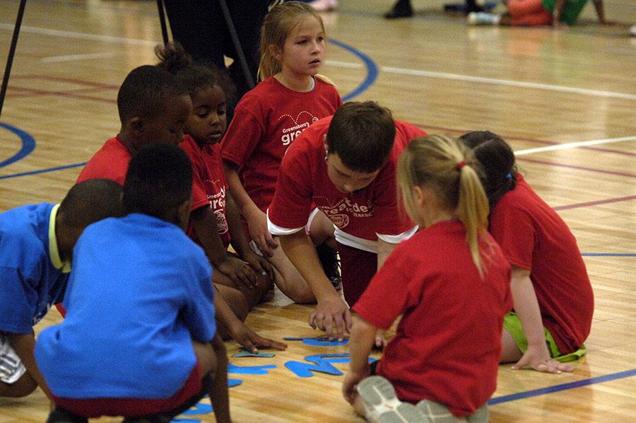 Kids Poetry Basketball