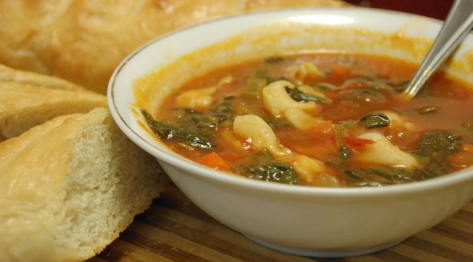 Lenten Soup Supper Moving to a New Time — 6pm