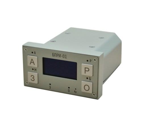 Блок перемикання режимів та індикації БПРІ-01 АС