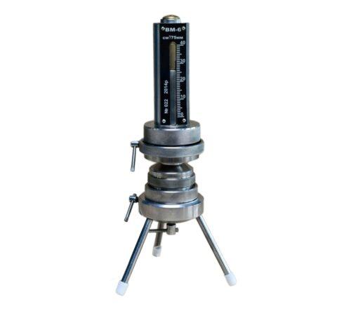 Прилад для визначення водовіддачі бурового розчину ВМ-6