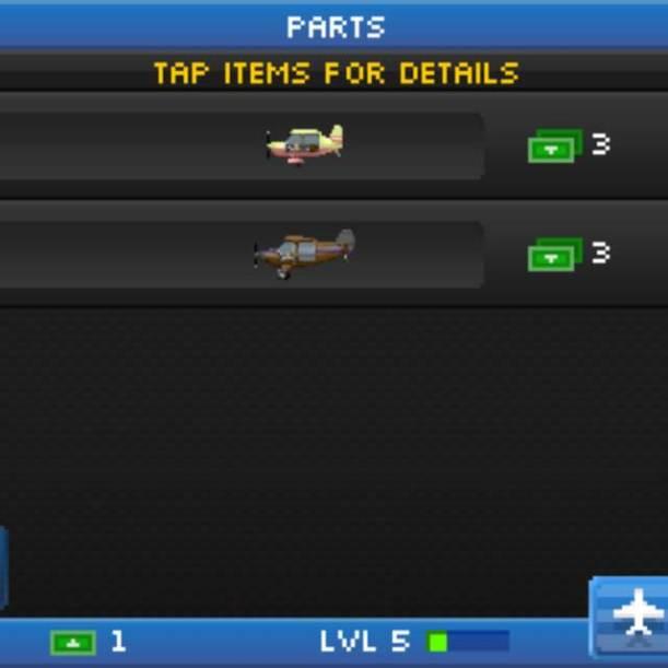 pocketplanes build planes 1