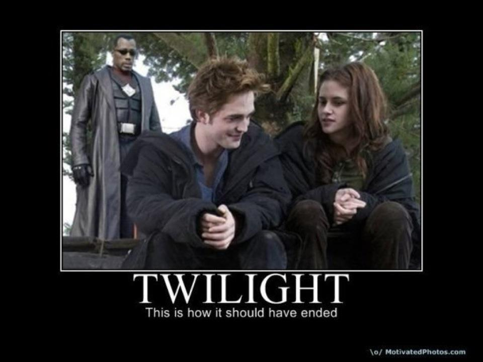Twilight: How It Should Have Ended