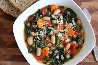 Mary's Tuscan Vegetable Soup to Fight Cold and Flu Season