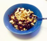 Honey Oat Yogurt with Fruit and Nuts