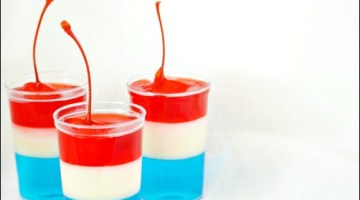 Firecracker Jello Shots!