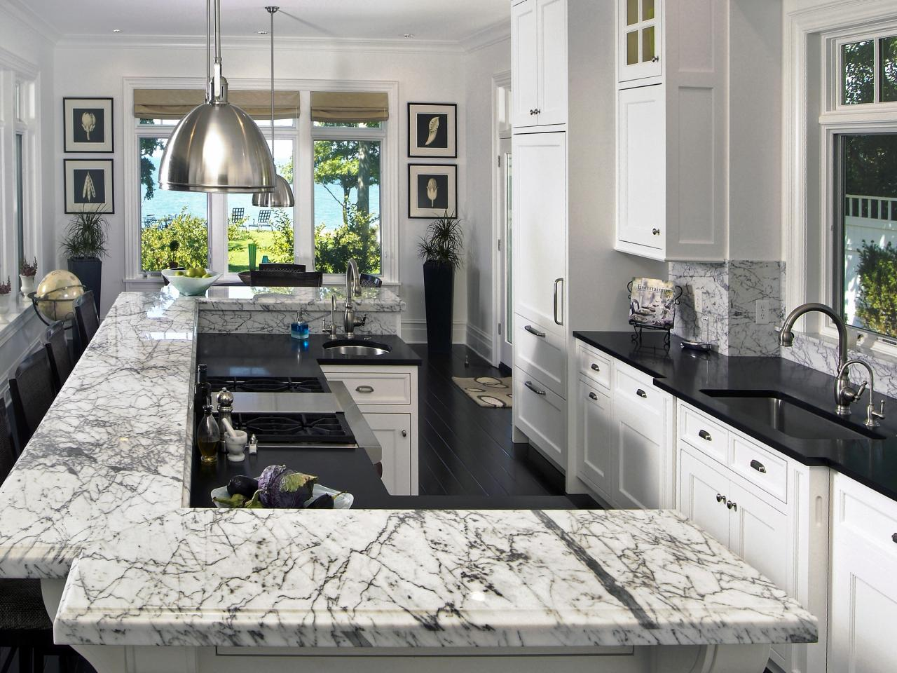 quartz granite or solid surface whats your perfect kitchen countertop surface kitchen countertop prices Image credit Marble Granite