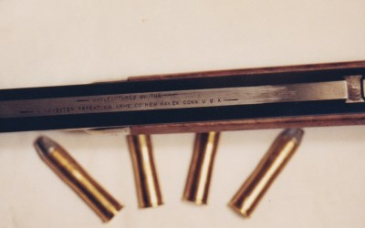 Winchester 1886 in .50 Express