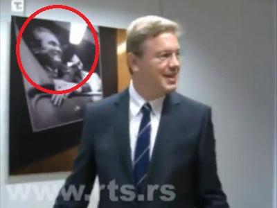Ministar Selakovic File Tito