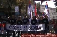 """Скуп: """"Слобода за Звонка"""" (видео)"""
