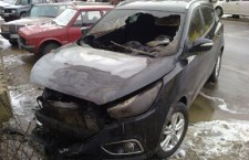 Тероризам на северу КиМ – запаљен ауто др Марка Јакшића