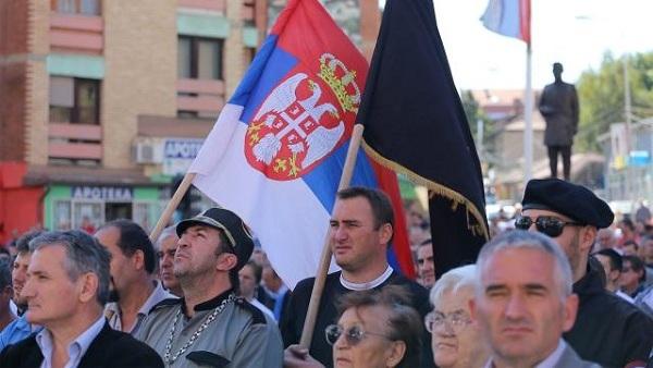 KOSOVO IZBORI MITING