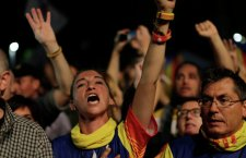 Каталонија гласала за независност (видео)
