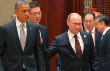Обама и Путин готово два сата иза затворених врата у Њујорку