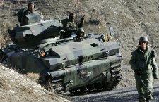 Турска војска напала град на северу Сирије