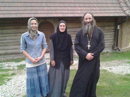 Katakomba Manastir rođenja Presvete Bogorodice - Monahinja Marija