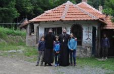 Скит Покрова Пресвете Богородице у Кривој Реци (код Горњег Милановца)