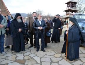 Slavko Radovanović Grešni Miloje Vladika Artemije