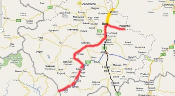 Коме треба шиптарски коридор од Ниша до Тиране?