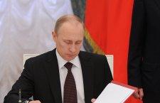Путин потписао указ о признавању докумената грађана Донбаса