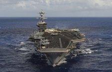 Ударна група америчке морнарице иде ка Корејском полуострву