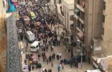 Египат: Експлозија у цркви, 21 особа погинула, 38 повређено
