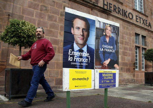 Izbori Francuska