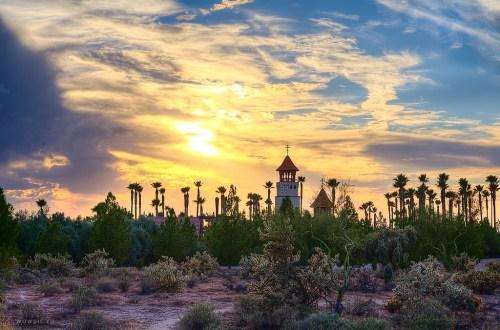 St. Antony's monastery, Arizona, US