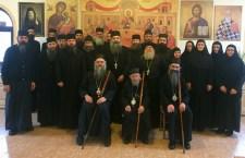 Сабор архијереја и настојатеља Епархије рашко-призренске у егзилу