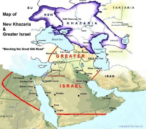 Велики-Израел-и-Хазарија