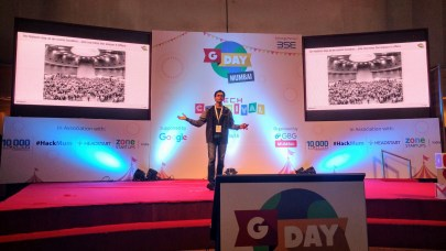 sreeraman_thiagarajan_google-day-2016