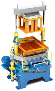 4 Block Machine - hollow block making machine- Interlocking paver block making machine