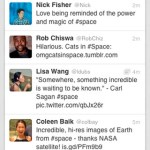 Screenshot of Twitter for iPhone