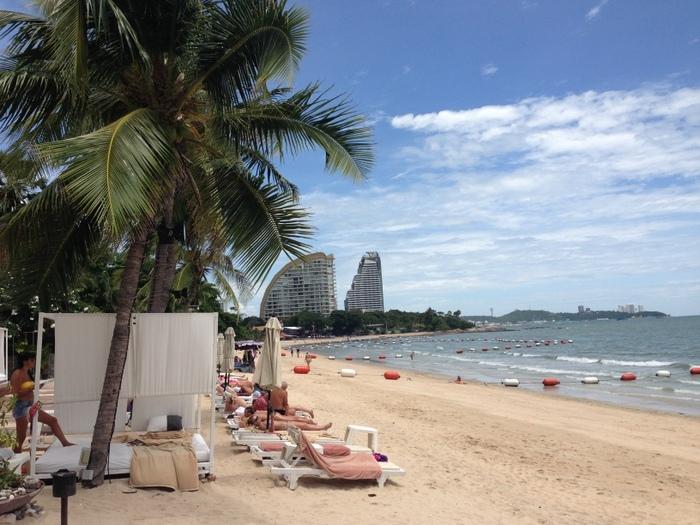ウォンアマ−トビーチ