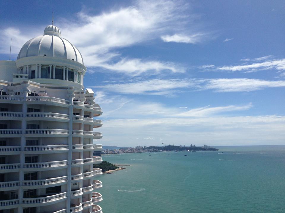Pattaya seaview