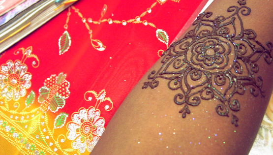 Explore the Art of Henna: July 7, 1-2pm at the Downtown Library